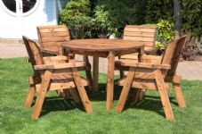 4 Seater Table Set
